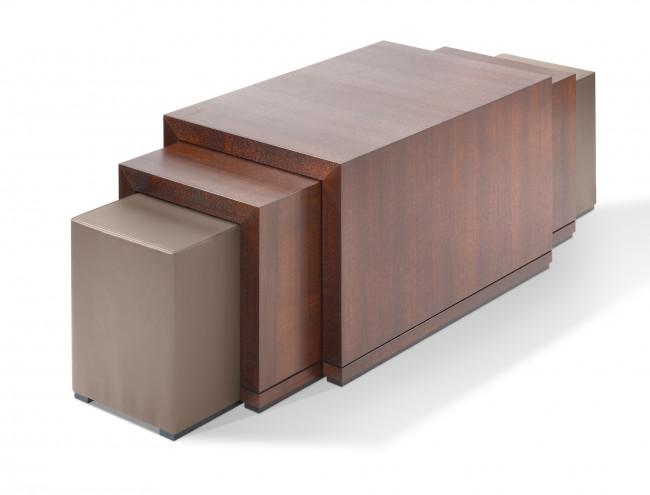 Sitzbank als Modularmöbel